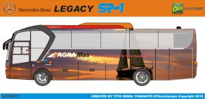 AGRAMAS TOUR BUS [Pariwisata] Different Livery by aieazie