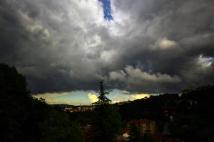 A Hard Rain Is Gonna Fall by Canankk