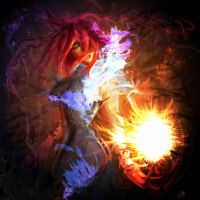 The Tormented Phoenixkeeper by AstuteObservations