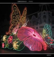 Disney Butterfly by ancelique
