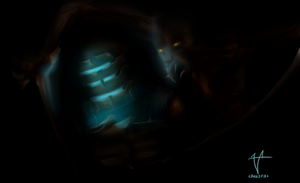 Dead Space paint test by 0CRUZIFIX0