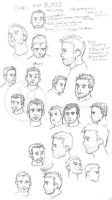 Jonah Sketches by Sharsarannon