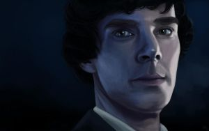 Sherlock by J-Grey