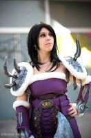 The only thing I look up to is the sky by Fayry-Cosplay