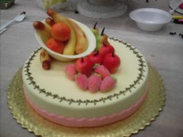Fruit torte by see-through-silence