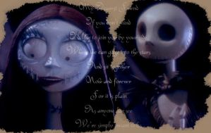 Jack and Sally by r4gd011s4117