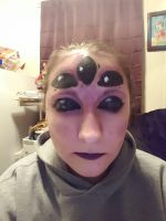 Muffet costest Makeup by kast43