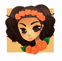 Flower Crown :: by CIaire