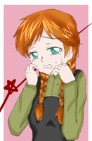 Crying Anna SC by Shizuru1412