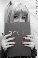 My Death Note by plu-moon