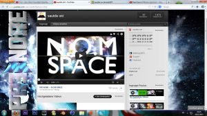 Youtube  Background2 by sautdie