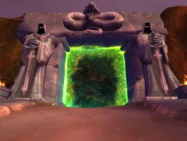 World of Warcraft - The Dark Portal by Gery850