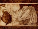 That Was Real - Pyrography by wickedtiger86