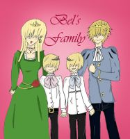 Bel's family by andersss