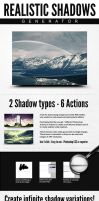 Real Web Shadows Generator Set by Giallo86
