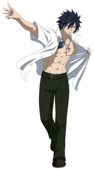 Gray Fullbuster by Milady666