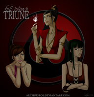 Full-Blown Triune -Dark- by Archristol
