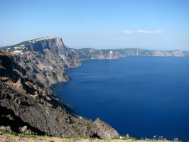Crater Lake 12 by silent-scenes