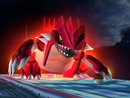 Groudon Pic No. 2 by Groudan383