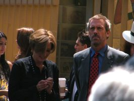 Emma Thompson and Hugh Laurie by ACollinsVampire