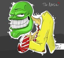 theMask by mar4o