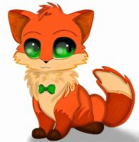 Fox Foxy 2 by ALEX-DEP-998