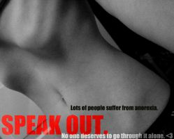 SPEAK OUT.. by bexa-rose12