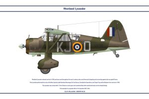 Lysander GB 16 Sqn by WS-Clave