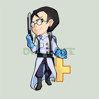 Mini Project: Medic by dust-bite