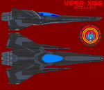 VIPER  XISS Stealth by bagera3005