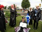 Colossal-con KH Orgy by SammiBee0067