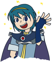 Marth by ChocolateMochi