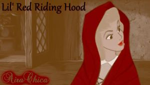 Aurora // Lil' Red Riding Hood by AiraChica