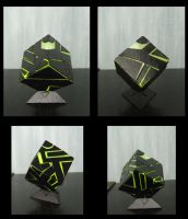 LED Cube by pwcca87