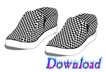 DOWNLOAD: Shoes - Sneaker Style 1 by InkedBunny