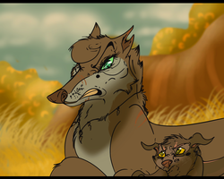 .:Tales of Azi:. 'Listen to Your Mother Bastian,' by Wolf-Chalk