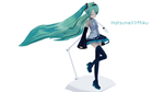 HatsuneMiku by HappyNegativeGuje