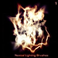 N Lighting Brushes. by Nemical