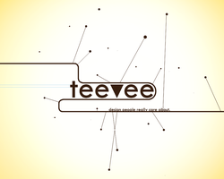 Teevee background thingy by NoodlessAnimera