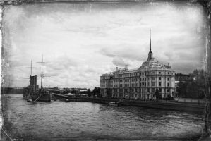 the Sea Capital of Russia by almaclone
