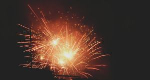 You are a firework by isatere