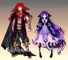 Adoptables- Paypal- sold by AlcoholicRattleSnake