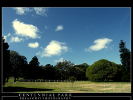 Centennial Park 10. by breakoutphotography