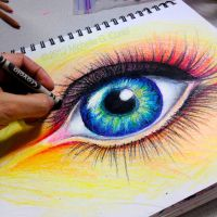 You're Never too old for crayons by artisticalshell