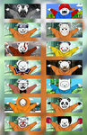 Bepo as [* Insert your favorite character here *] by one-piece-finder