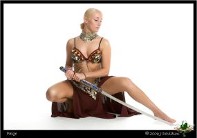 Warrior Queen by PaigeKay