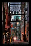 .Cambie Alley. by HDR-Club