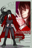 Character Select - Alucard by Artema