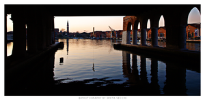 Venice - Arsenale by InsanaFobia