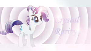 Crystal Rarity by DixieRarity